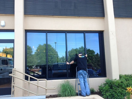 glass window tinting in Bethesda Maryland
