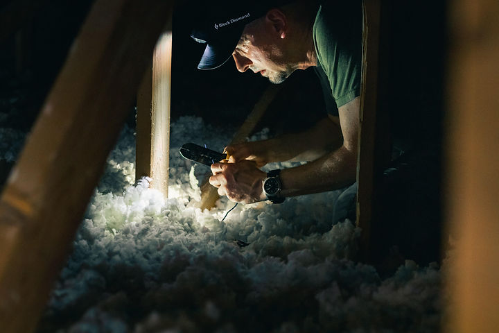 attic insulation dc pros