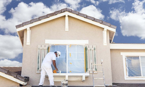 Germantown MD exrerior painting services