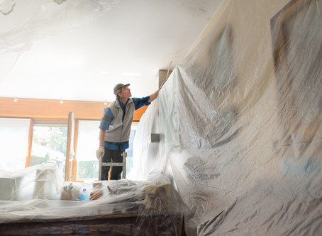 DIY or Don't! 8 Reasons to Hire an Interior Painting Service