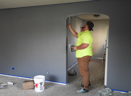 7 Signs You Need to Repaint Interior Walls