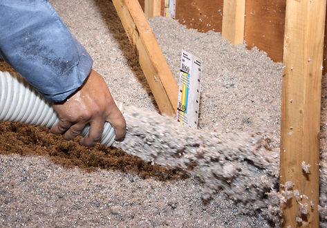 Cellulose Insulation contractor in Washington DC working