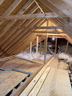 attic insulation work in Washington DC