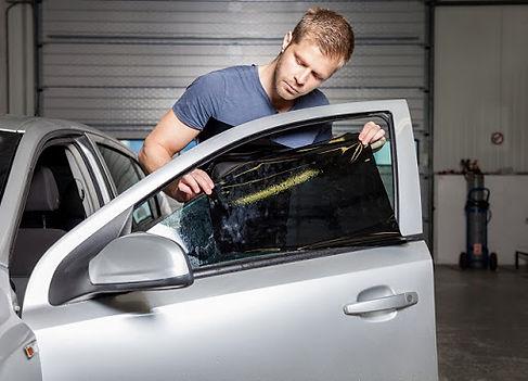 Auto window tinting in Bethesda Maryland