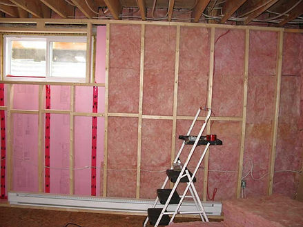 Basement Insulation in Washington DC