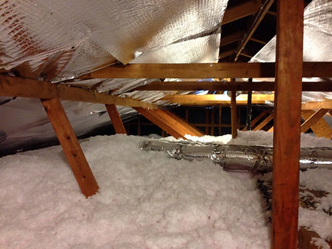 Washington DC attic insulation projects