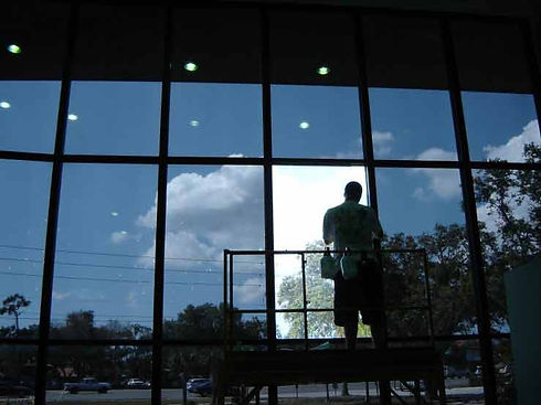 big glass window tinting services in Bethesda Maryland