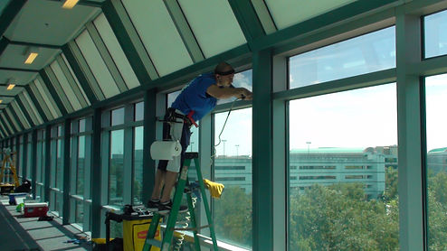 mall window tinting in Bethesda Maryland