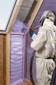 spray foam insulation in Washington DC