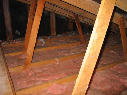 Attic Insulation services in Washington DC