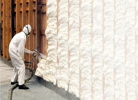 spray foam insulation services in washington dc