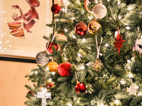 Christmas Merriment at Roger's Memorial Hospital