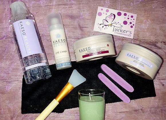 Anti-aging facial kit