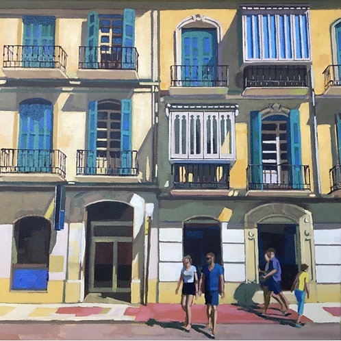 'Calle Carreteria' by Tony Griffin