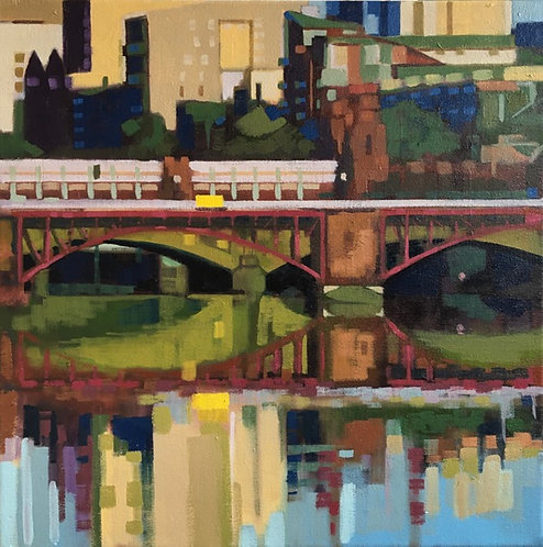 'The Weir, Glasgow' by Tony Griffin