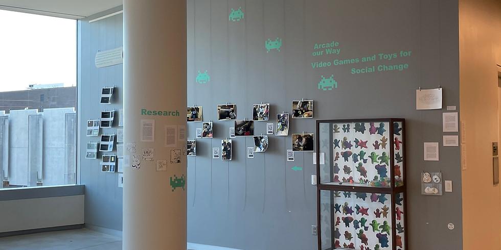 Arcade our Way Exhibition
