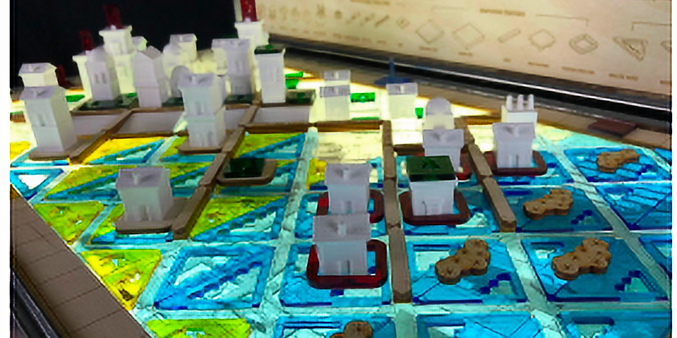 Stay tuned: Games for Sustainability Workshop