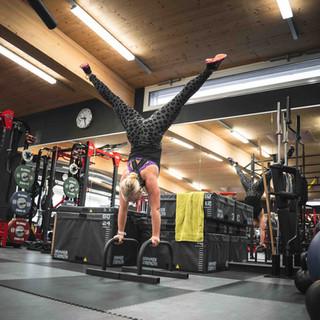 Training der Balance