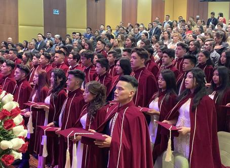 Graduación Bachilleres 2018 - 2019