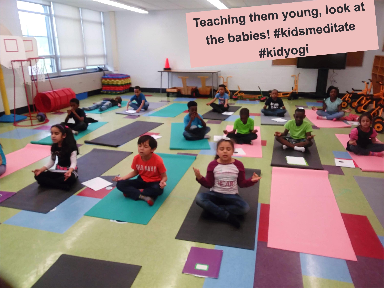 Kid Yogi Program