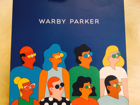 Warby Parker and me