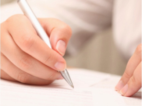 FOUR REASONS WHY WRITING HELPS YOU HEAL FROM EMOTIONAL PAIN