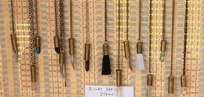 Bullet Shell Necklaces