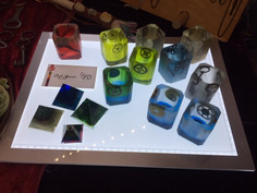 Shot Glasses and Resin Casts