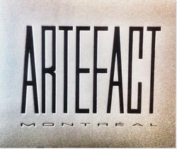 Artefact Montréal
