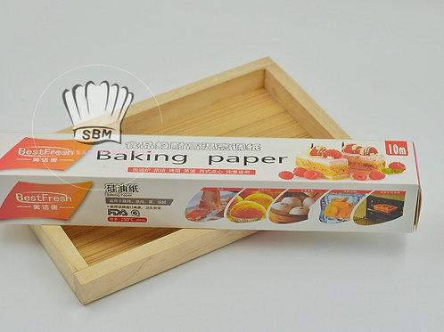 กระดาษรองอบ (10เมตร)