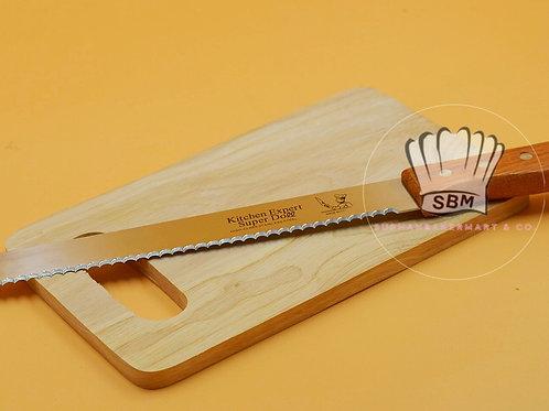 มีดหั่นขนมปังฟันปลา