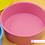 Thumbnail: พิมพ์เค้กถอดก้นแบบสี ขนาด 6/8/10*3 นิ้ว (เลือกขนาดด้านใน)