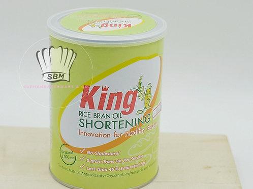 ช๊อตเทนนิง น้ำมันรำข้าวตรา King