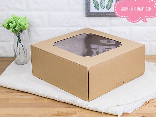 กล่องเค้ก 5 ปอนด์ คราฟ