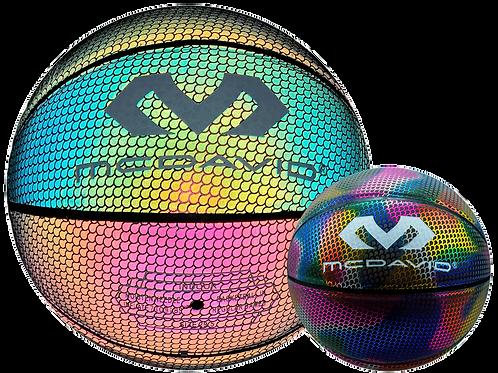 McDavid Glow Basketball - Rainbow