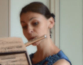 Lidia Marina Sperling flutist