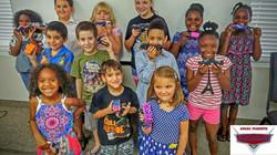Kids AWANA Race Day