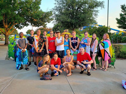 Youth & C/C class at NRH2O 2019