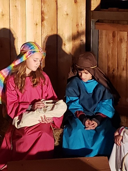 Kids Nativity 2019 b