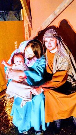Living Nativity 2017