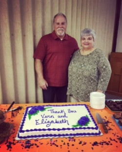 Vern E and Elizabeth R 10 plus years of Music Ministry