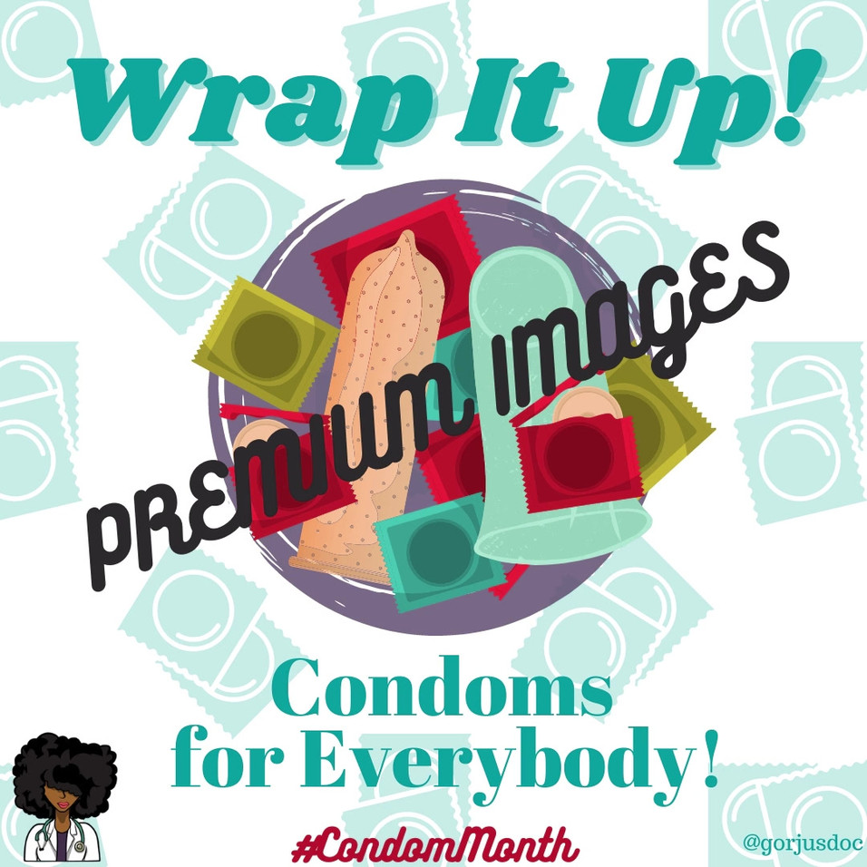 Condom Week Slides and Videos