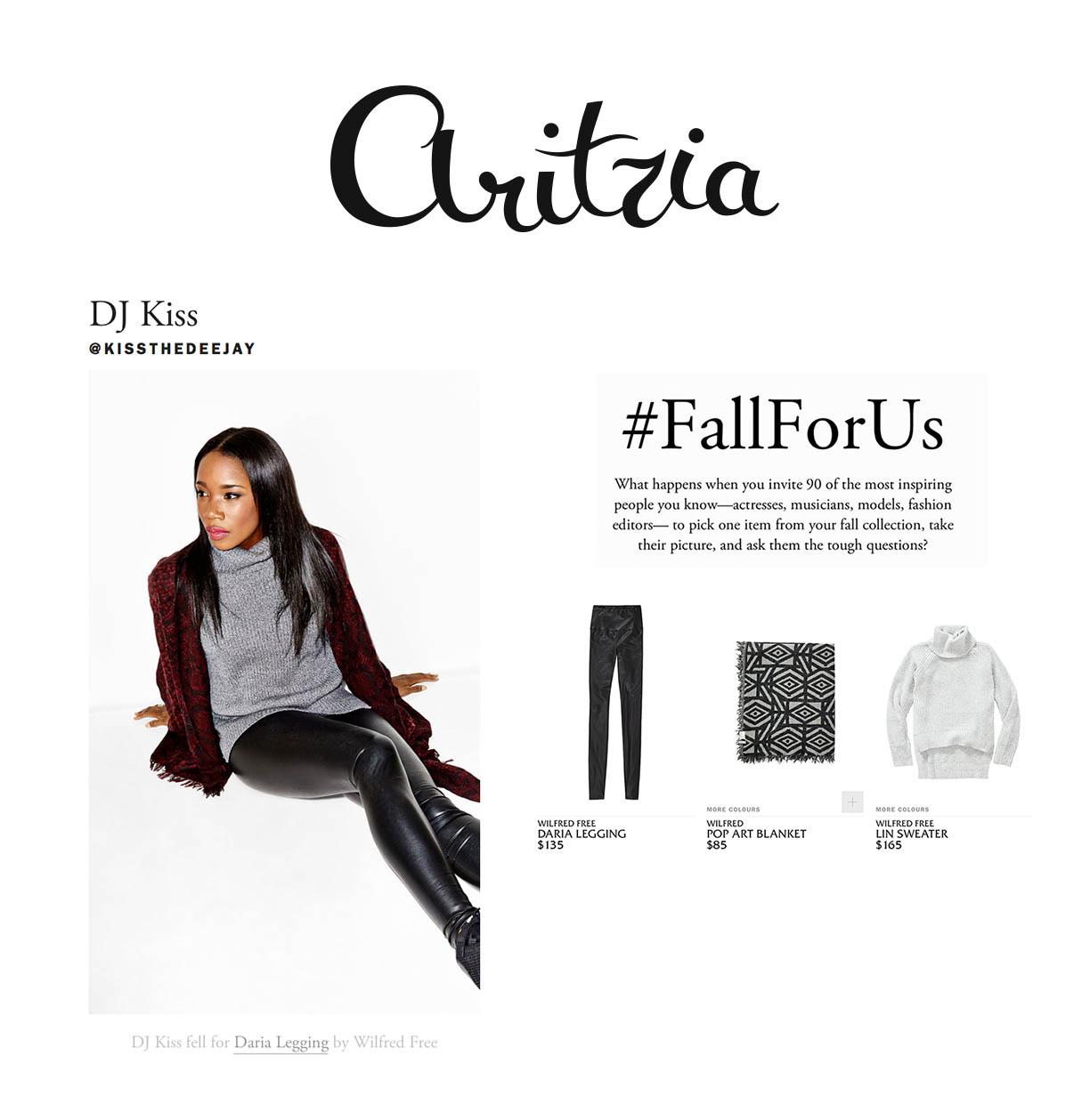 Artizia #FallForUs Campaign