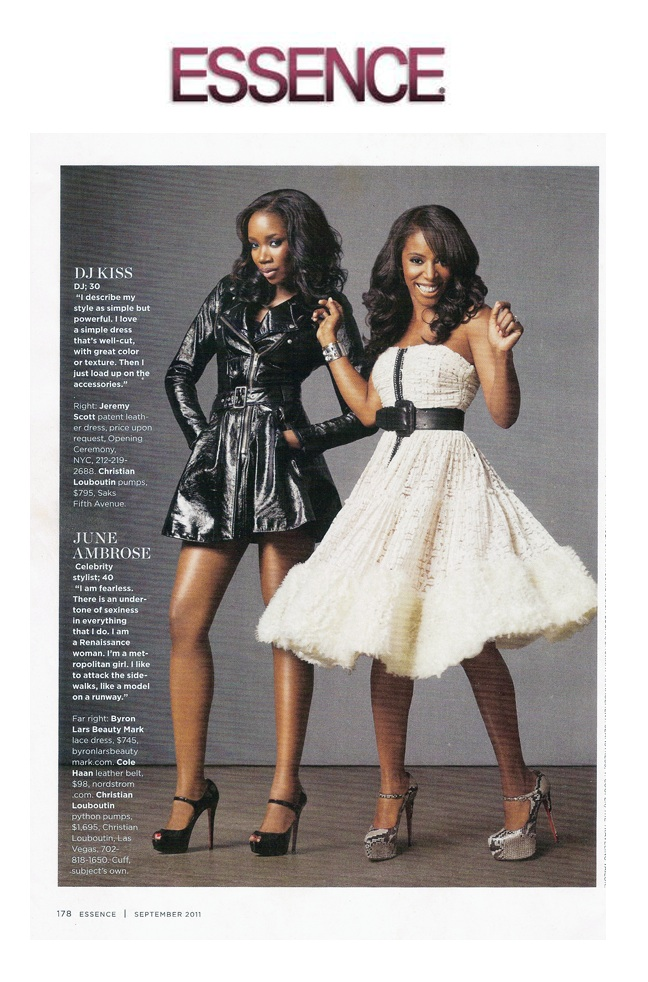 Essence Magazine - Sept. Issue