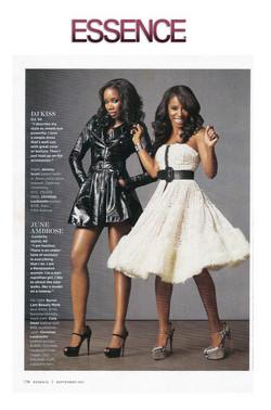 Essence Magazine - Sept. Issue