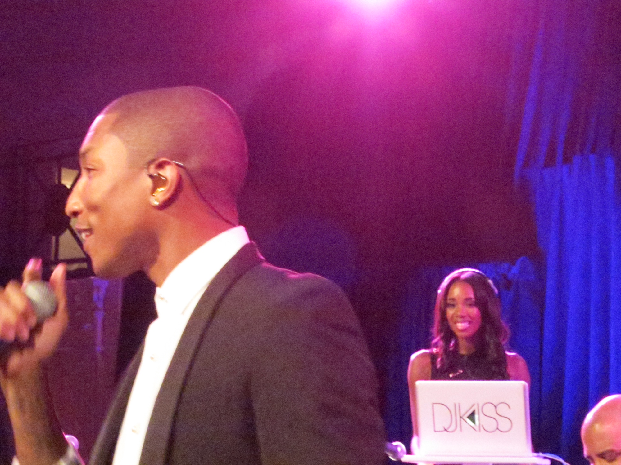 The Angel Ball w/ Pharrell Williams