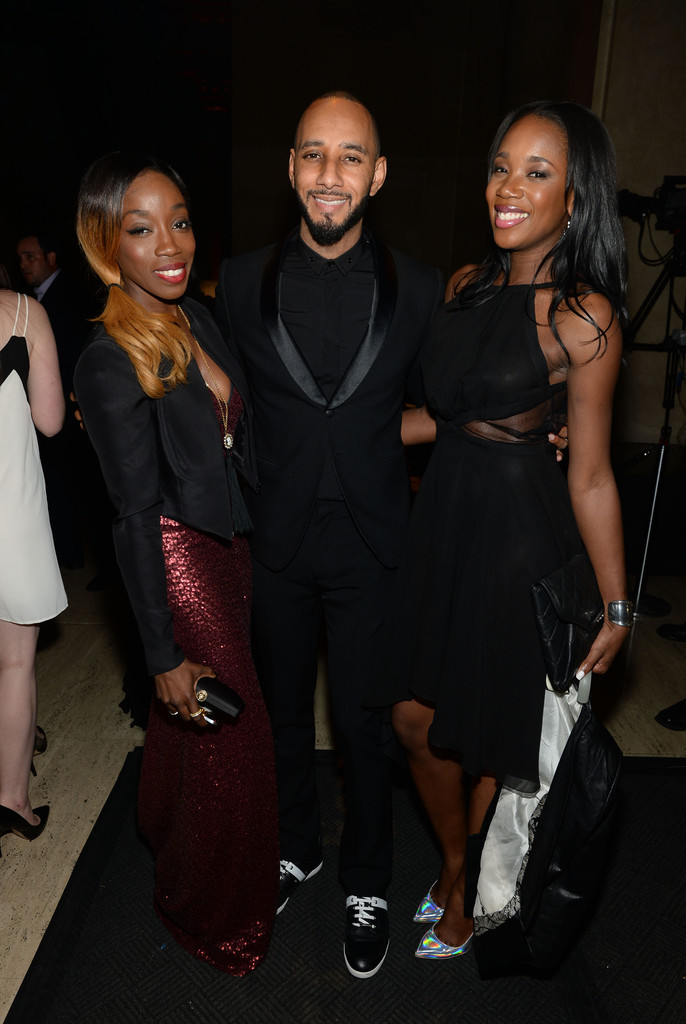 Make A Wish Gala w/ Estelle & Swizz