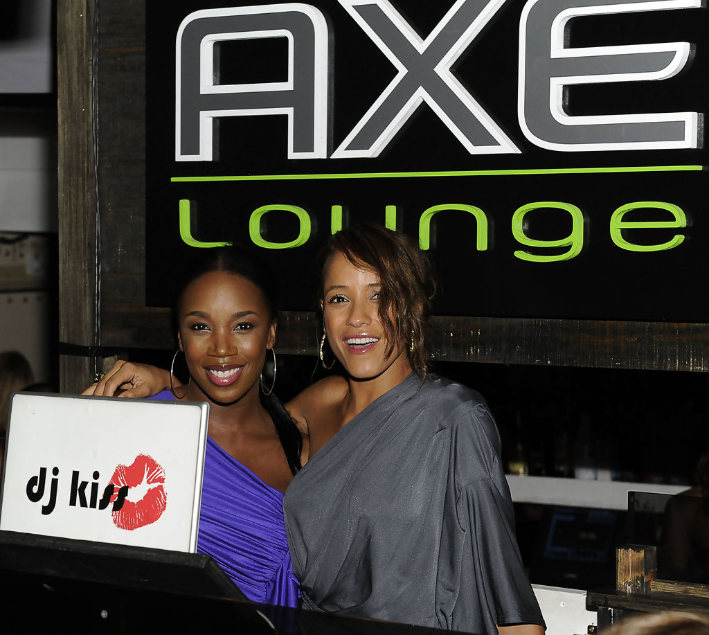 Dania Ramirez at AXE Lounge