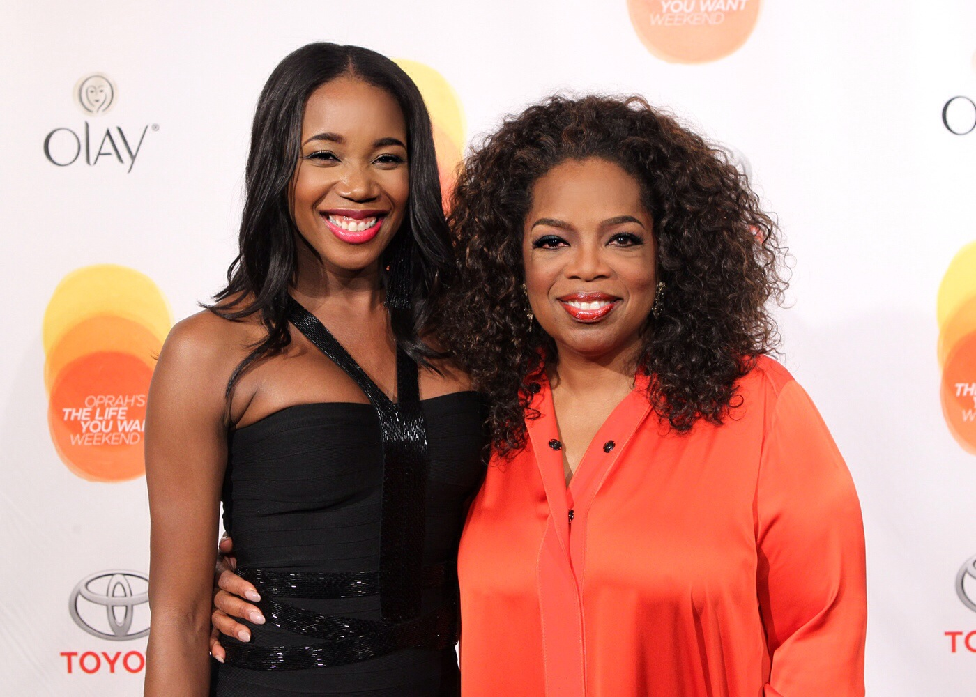 Oprah Winfrey The Life You Want Tour