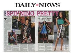 DJ Kiss - NY Daily News